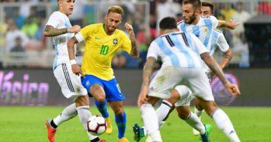 neymar vs argenrtine