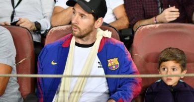 Messi devrait être de retour contre l'Inter