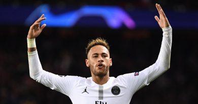 Neymar entre dans l'histoire de la Ligue des champions !