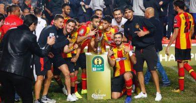 esperance tunis finale caf 2018