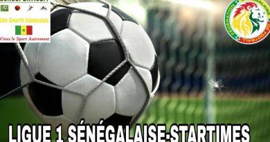 ligue 1 seengal 2018 - 2019