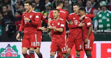 Bayern enfin vainqueur