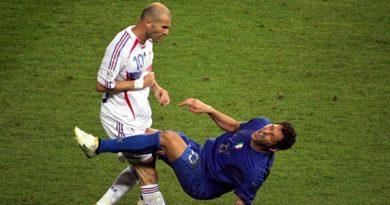 Coup de boule de Zidane en 2006