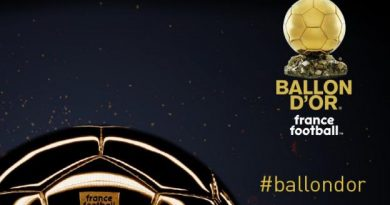 Le classement complet du Ballon d'Or France Football 2018