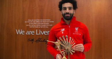 Mohamed Salah conserve le prix BBC 2018