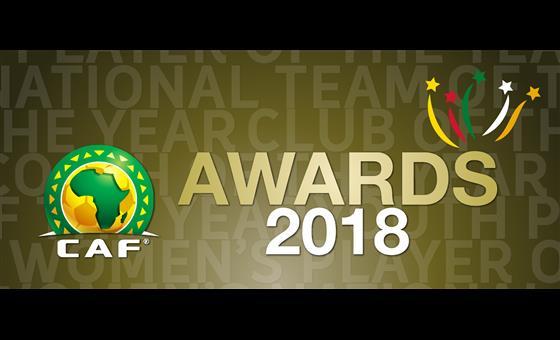 caf awards 2018