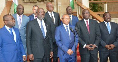 le Gouvernement Ivoirien encore moins la FIF n'ont été informés