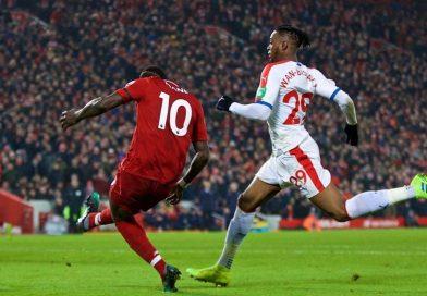 Vidéo : Le superbe but de Sadio Mané face à Crystal Palace