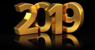 une bonne et heureuse année 2019