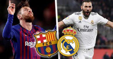 Barça-Real, c'est aussi un duel entre Lionel Messi et Karim Benzema