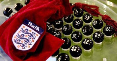 FA Cup Quarter Final Dra