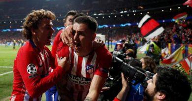 L'Atlético de Madrid fait plier la Juventus