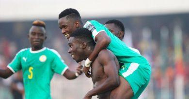 Le Sénégal bat l'Afrique du sud et rencontre le Mali en finale