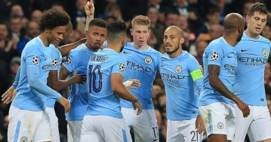 Manchester City domine Everton (3-1)