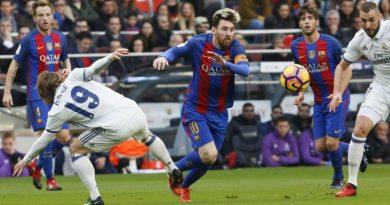 demi-finale FC Barcelone-Real Madrid