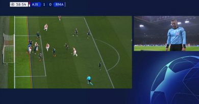 l'UEFA s'explique sur le but refusé à Nicolas Tagliafico