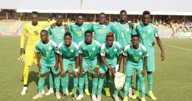 le Sénégal se qualifie en demi-finale, et au Mondial