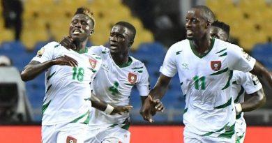 Guinée-Bissau et la Namibie