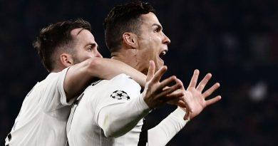 Juventus - Atletico Madrid 3-0