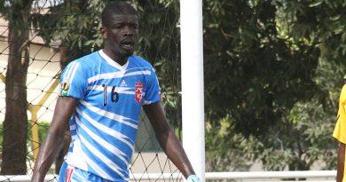 Khadim Ndiaye et le Horoya AC