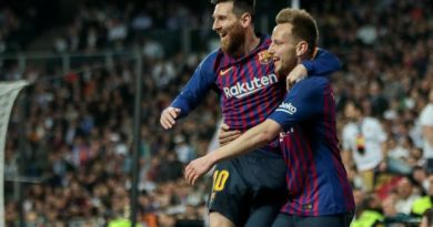 Le Barça a pris l'avantage sur le Real