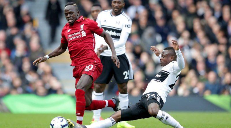 Liverpool retrouve provisoirement la tête de la Premier League