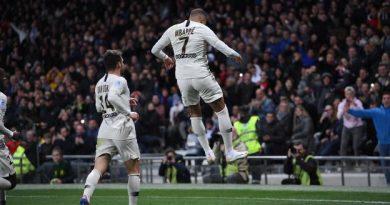 Mbappé a marqué le but de la victoire à la 74e minute