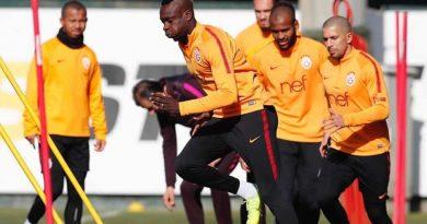Mbaye Diagne s'est entraîné