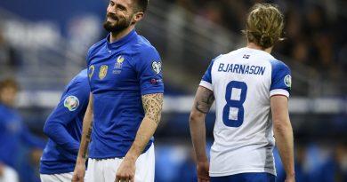 Seuls 2 joueurs ont marqué plus de buts qu'Olivier Giroud dans l'histoire de l'équipe de France