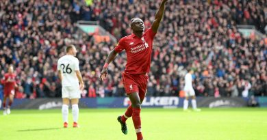 last 6 buts anfield