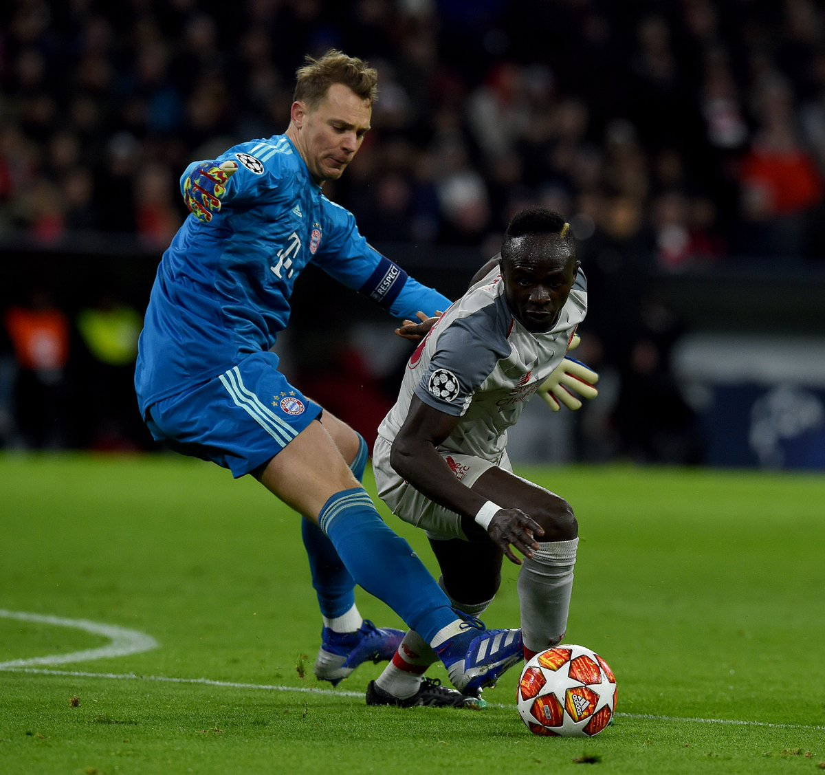 sadio mane joli but bayern