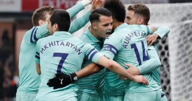 Arsenal reprend quatrième de Premier League