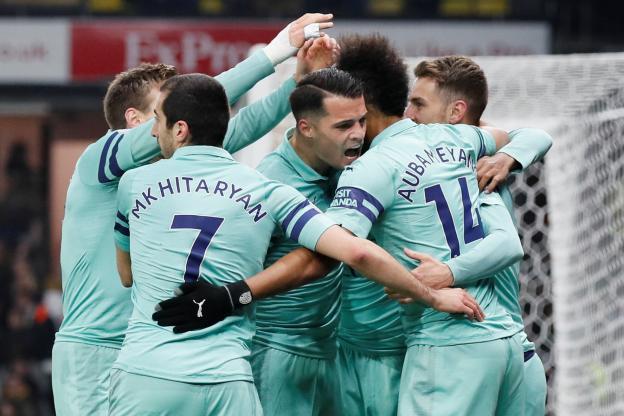 Arsenal reprend quatrième de Premier League