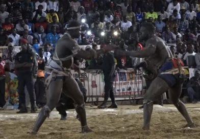 Lutte : Garga Mbossé trop fort pour Moussa Ndoye !