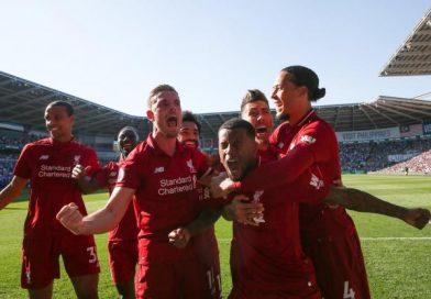 Liverpool s'impose à Cardiff (2-0) et reprend la tête du Championnat devant City