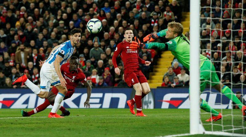 Liverpool 4-0 Huddersfield
