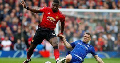 Manchester United et Chelsea se sont quittés sur un match nul
