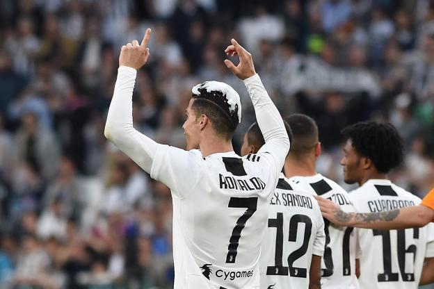 Ronaldo va rester à la Juve