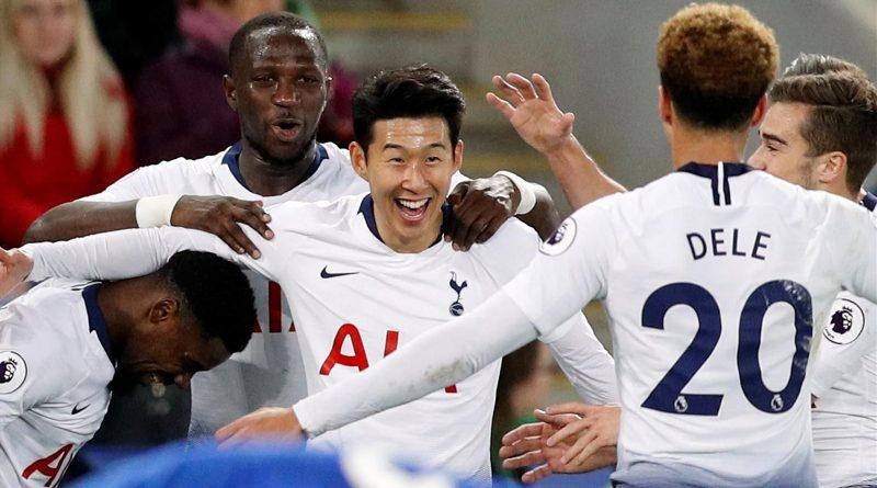 Tottenham consolide sa troisième place