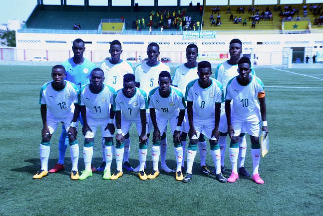 le Sénégal débute par un nul face au Maroc u17