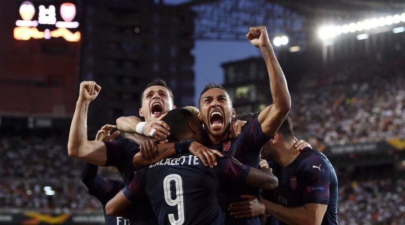 Arsenal s'offre la finale avec un Aubameyang étincelant