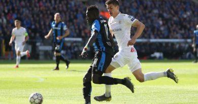 Krépin Diatta relance FC Bruges pour le titre