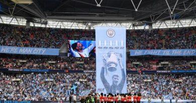 Manchester City deviendrait la première équipe anglaise de l'histoire à réaliser le triplé Championnat - Cup - League Cup