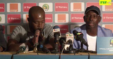 Youssouf Dabo coach des U-20