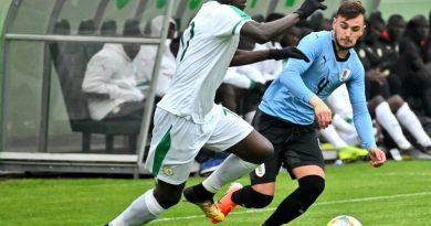 le Sénégal perd son premier match de préparation