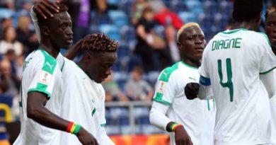 les Lionceaux visent les huitièmes contre la Colombie
