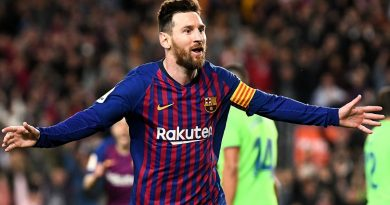 messi inscrit son 600e but avec le FC Barcelone