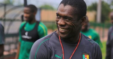 seedorf cameroun team