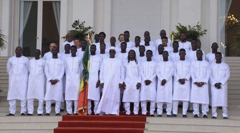 CAN2019 Senegal palais