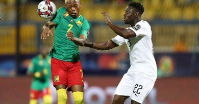 Le Cameroun et le Ghana se neutralisent dans le choc du groupe F